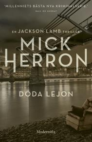Cover for Döda lejon