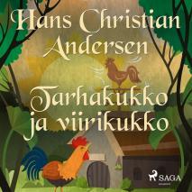 Cover for Tarhakukko ja viirikukko