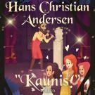 Cover for 'Kaunis!'
