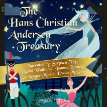 Cover for The Hans Christian Andersen Treasury: Bedtime Fairytales