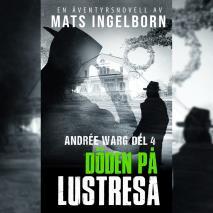 Cover for Döden på lustresa