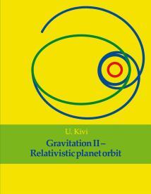 Cover for Gravitation II: Relativistic planet orbit