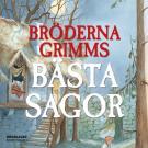 Cover for Bröderna Grimms bästa sagor