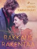 Cover for Rakkaus rakentaa