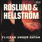 Cover for Flickan under gatan