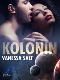 Cover for Kolonin - erotisk novell