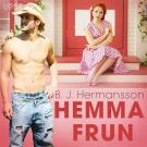 Cover for Hemmafrun - historisk erotisk novell