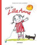 Cover for Här är lilla Anna